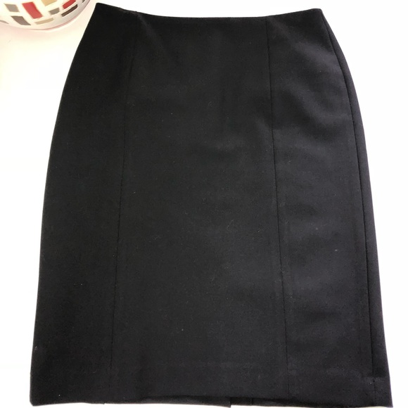 Talbots Dresses & Skirts - Talbots Black Lined Skirt